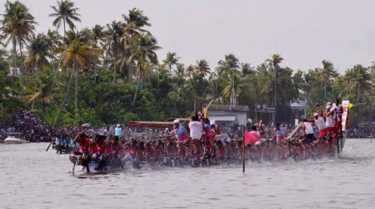 Nehru Trophy Boat Race, Major tourism event, Kerala floods, Kuttanad