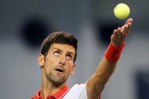 Novak Djokovic crushes Isner in ATP Finals opener