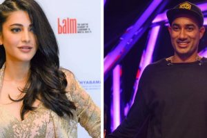 Shruti Haasan to collaborate with Nucleya