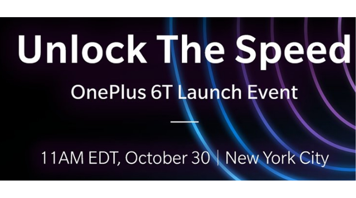 OnePlus 6T: Launch date, event, offer, pre-booking details released