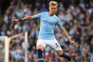 Pep Guardiola backs Oleksandr Zinchenko to come good during Manchester City's injury crisis