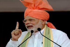 PM Modi unveils Sir Chhotu Ram statue, lays foundation stone of rail coach factory in Haryana