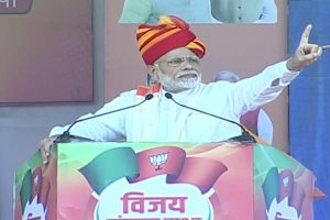 PM Modi slams Congress over vote-bank politics, surgical strikes at Ajmer rally