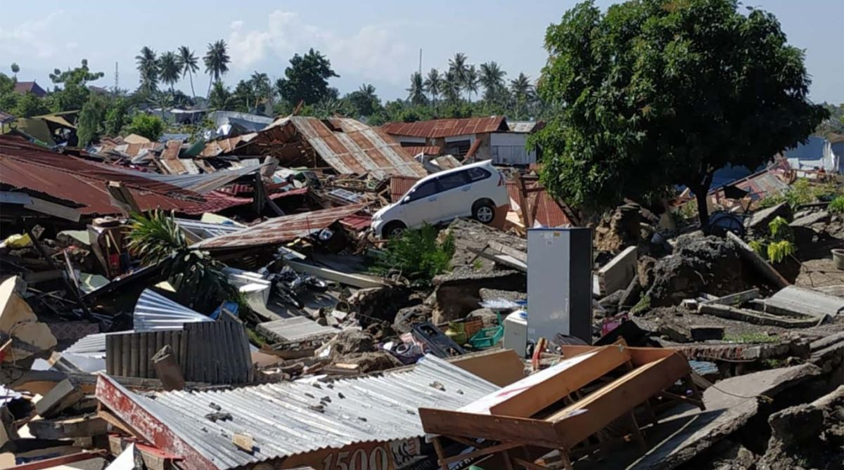 Indonesia earthquake, Indonesia quake, Indonesia earthquake of magnitude 7, 7 on Richter scale, Bali, Lombok, Indonesia, Jakarta, Indonesia tsunami, Palu earthquake