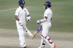 India vs West Indies: Ajinkya Rahane, Rishabh Pant put hosts on top in 2nd Test