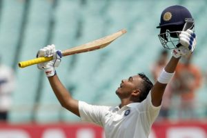 IND vs WI First Test: Prithvi's debut ton, fifties by Pujara, Kohli give India upper hand
