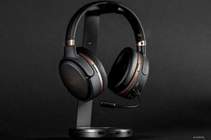 Audeze launch Mobius with full 3D emulation, surround sound, boom microphone
