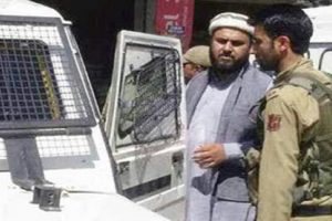 Public Safety Act slapped on former Mirwaiz Qazi Yasir, shifted to Jammu jail