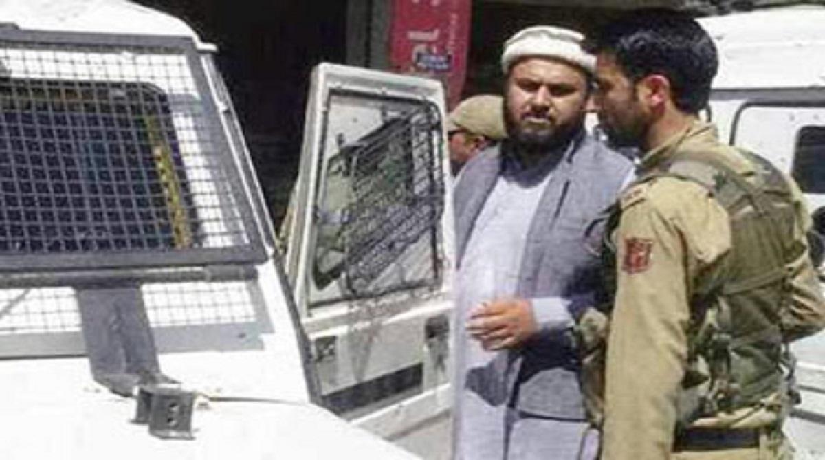 Public Safety Act slapped on former Mirwaiz Qazi Yasir, shifted to Jammu jail