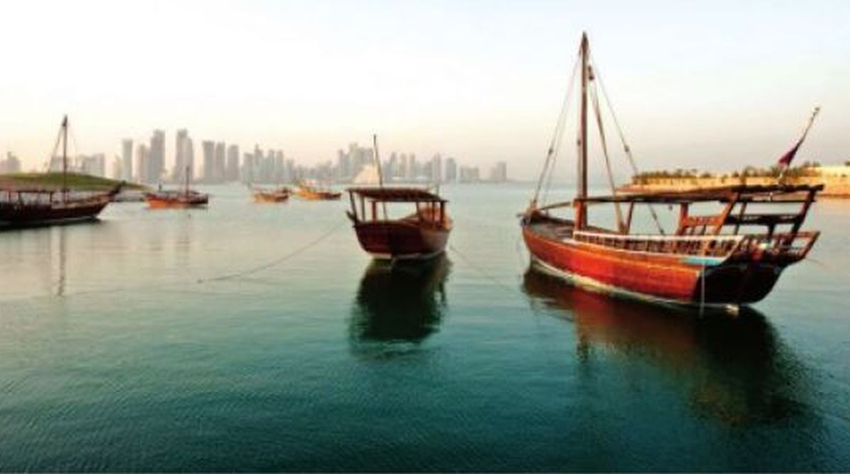 Qatar: A pearl in the ocean