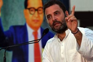Rahul Gandhi attacks PM Modi, links Rafale deal with CBI chief's forced leave