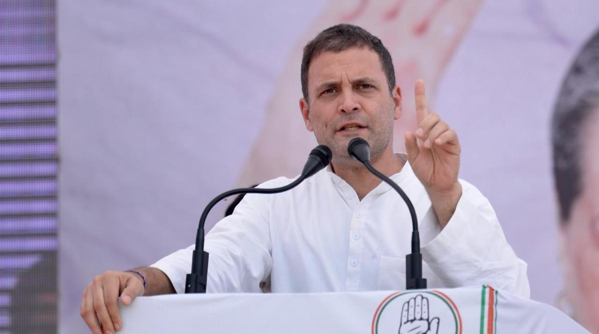 Rahul Gandhi, Congress President, Telangana, Rahul Gandhi Telangana