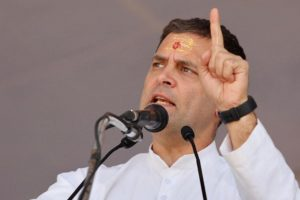 If elected, Congress will waive off loans of Chhattisgarh farmers: Rahul Gandhi