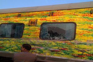 Truck hits Delhi-bound Rajdhani Express in Madhya Pradesh, driver dead