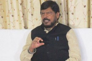 If Mayawati wants to work for Dalits, she should form alliance with BJP: Ramdas Athawale