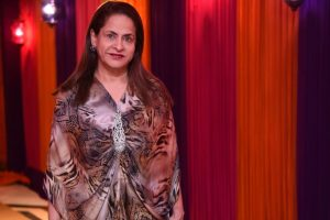 It gives a sense of happiness to see someone wearing your collection: Ramola Bachchan
