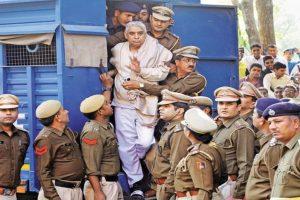 Self-styled godman Rampal gets life term in 2014 murder case