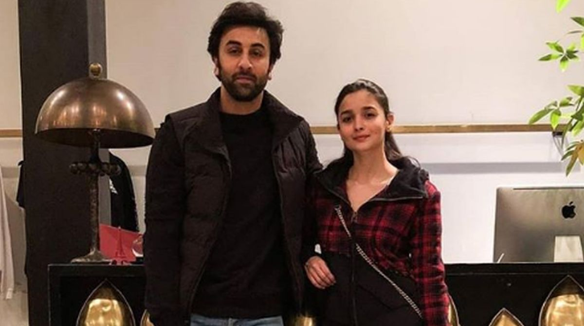 Ranbir Kapoor, Alia Bhatt, Brahmastra