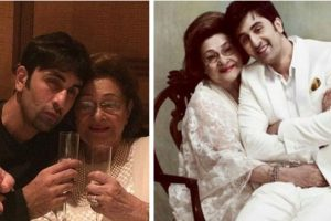 Throwback video | Ranbir Kapoor mentions Sunday lunch with grandmother Krishna Raj Kapoor