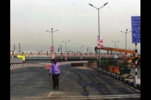 Much delayed Rani Jhansi Flyover opens for public