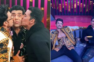 Koffee With Karan 6 | Ranveer Singh bonds with Akshay Kumar over coffee