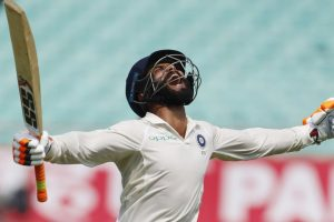 India vs West Indies: Ravindra Jadeja scores maiden Test century; India declare at 649/9