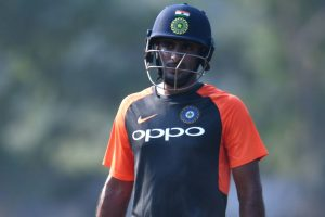 ICC suspends Ambati Rayudu from bowling in international cricket