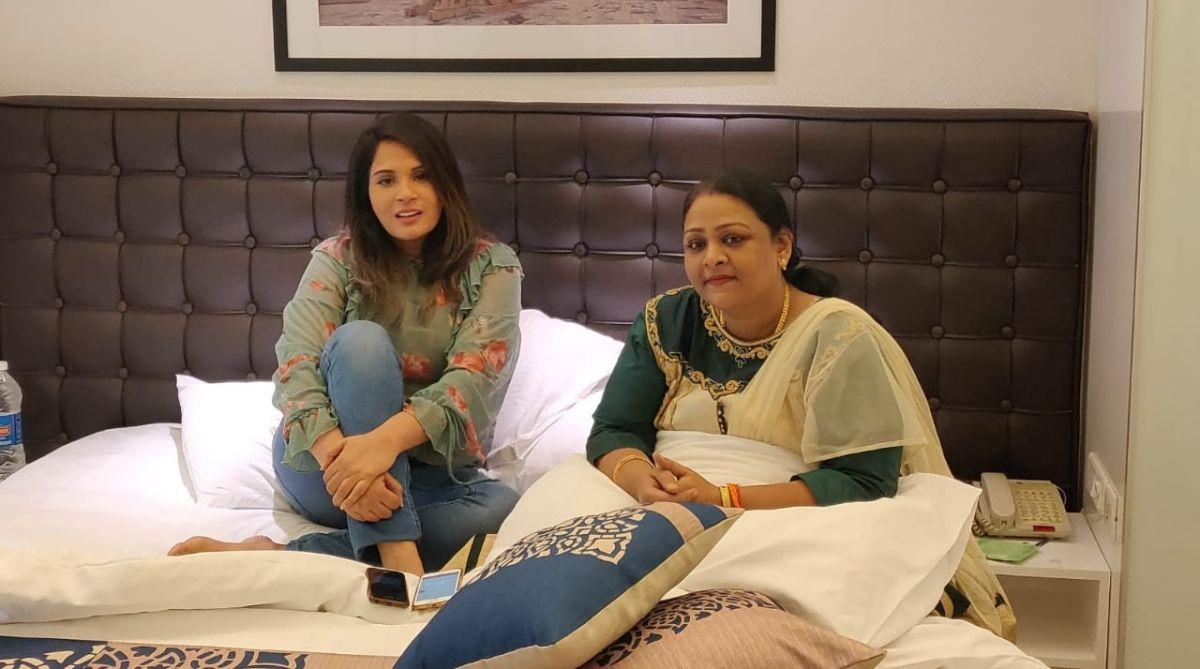 Richa Chadha, Shakeela, Shakeela Biopic