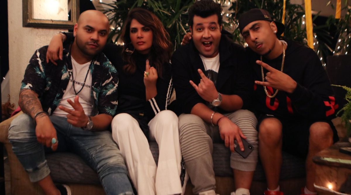 Richa Chadha makes Punjabi song debut with Gwandiya featuring Varun Sharma