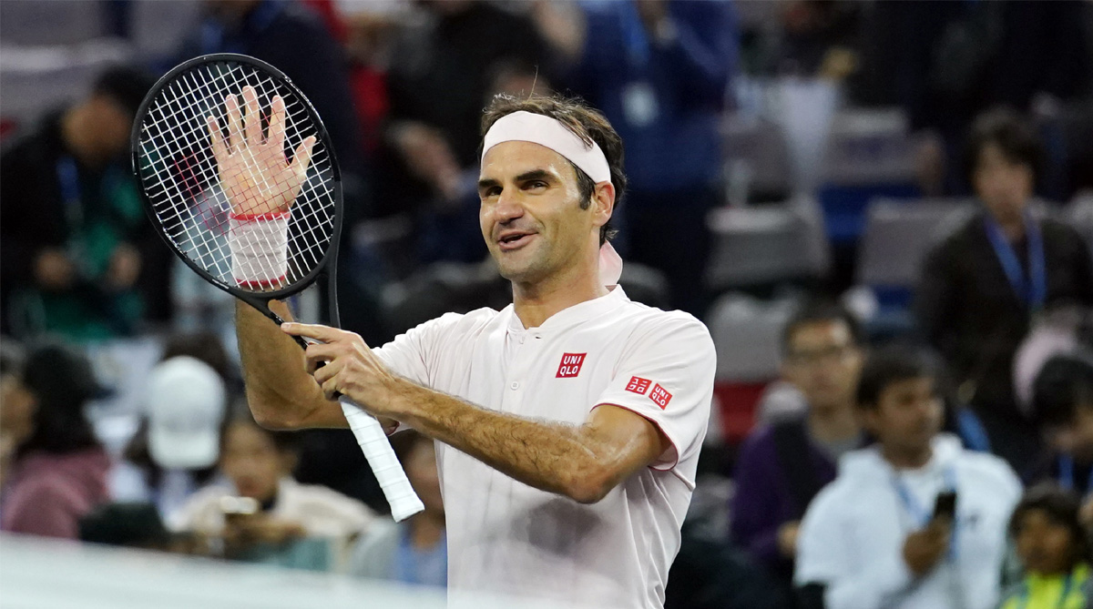 Roger Federer, ATP Tour, Shanghai Masters, Shanghai Open, Novak Djokovic, Alexander Zverev