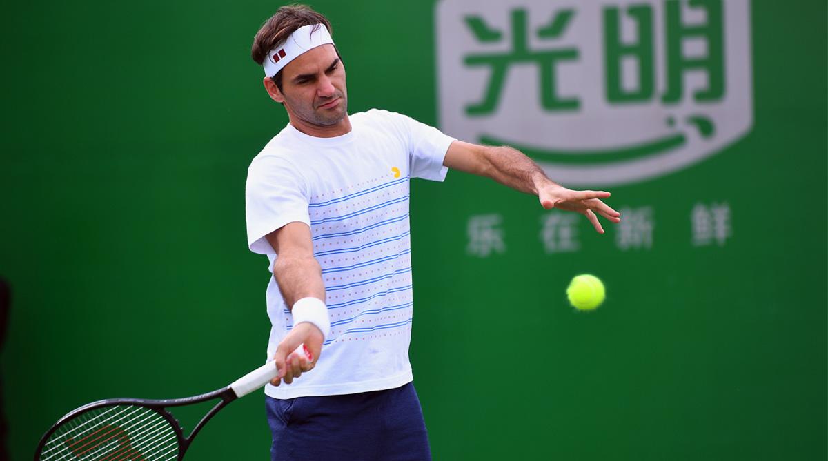 Roger Federer, Nick Kyrgios, ATP Tour, Shanghai Open, Shanghai Masters
