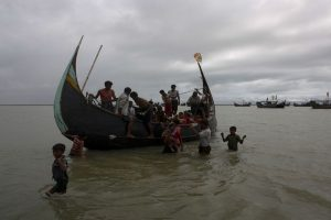 World Food Programme needs more funds for Rohingya refugees