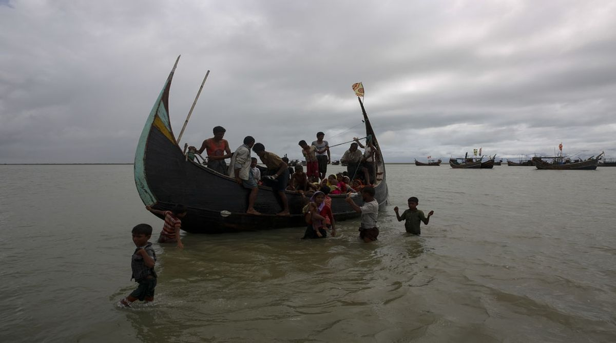 UN World Food Programme, Rohingya, Rohingya refugees, Bangladesh, mass exodus, United Nations