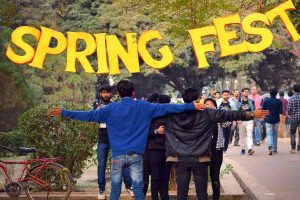 Indian Institute of Technology Kharagpur: Spring Fest 2019 from 25 to 27 January 2019