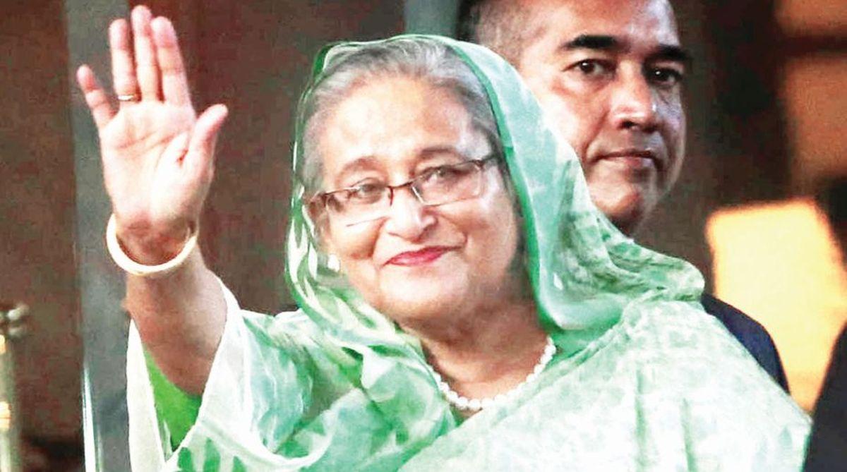 Sheikh Hasina, Bangladesh, Bangladesh general elections, Kamal Hossain, Bangladesh Nationalist Party, Khaleda Zia