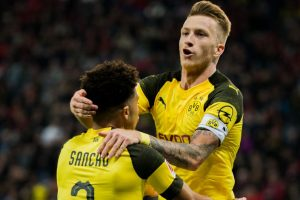 With shades of Neymar, English teen Sancho becomes 'weapon' for Dortmund