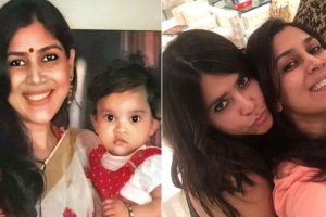 Sakshi Tanwar adopts baby daughter, Ekta Kapoor wishes new mommy