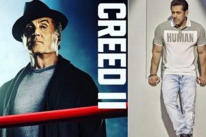 Keep punching: Salman Khan wishes Sylvester Stallone for Creed II