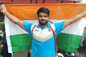 Para Asian Games: Sandeep, Raju, Jadhav add 3 golds to swell India's tally