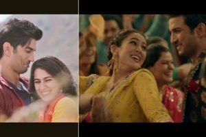 Kedarnath teaser   Love blossoms amid nature's fury in this Sara Ali Khan, Sushant Singh Rajput starrer