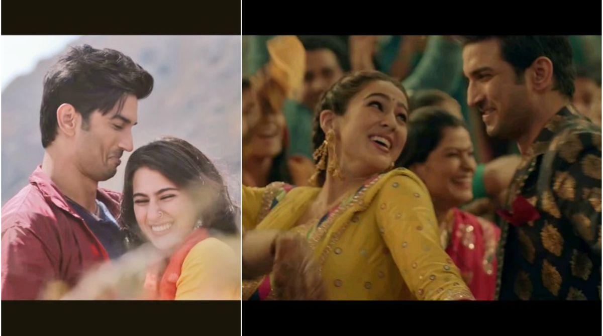Sara Ali Khan, Sushant Singh, Kedarnath teaser, Kedarnath
