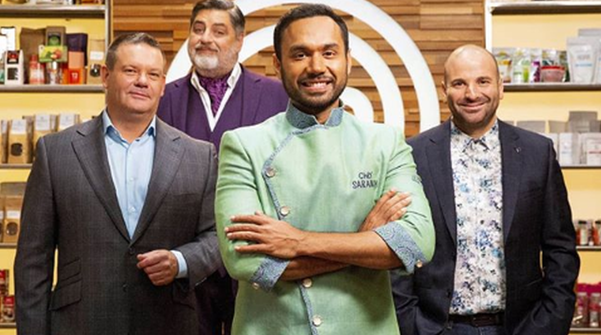 Exclusive | Find out what guest judge Saransh Goila has to say about MasterChef Australia