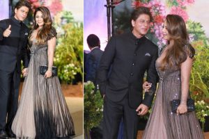 27 years of togetherness: Shah Rukh Khan's hilarious Instagram exchange with Gauri Khan