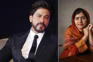 Meeting you will be a privilege: Shah Rukh Khan to Malala Yousafzai