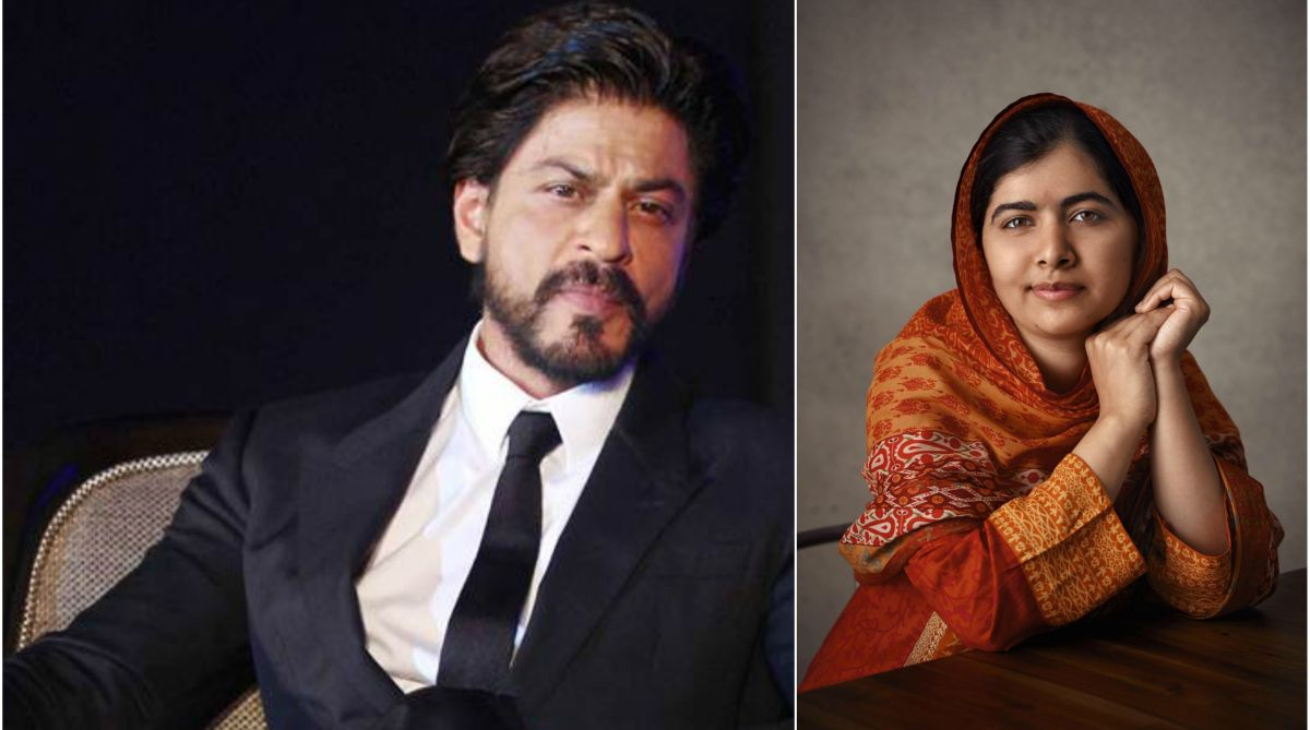 Shah Rukh Khan, Malala Yousafzai