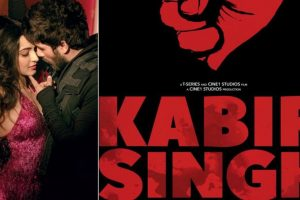 Shahid Kapoor-Kiara Advani's Arjun Reddy remake is titled Kabir Singh