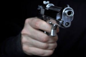 Uttar Pradesh   Motorcycle borne criminals shoot home guard, flee with police weapons in Shamli