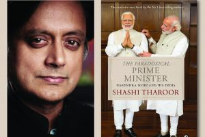 Shashi Tharoor's new book on 'paradoxical' Modi out this month