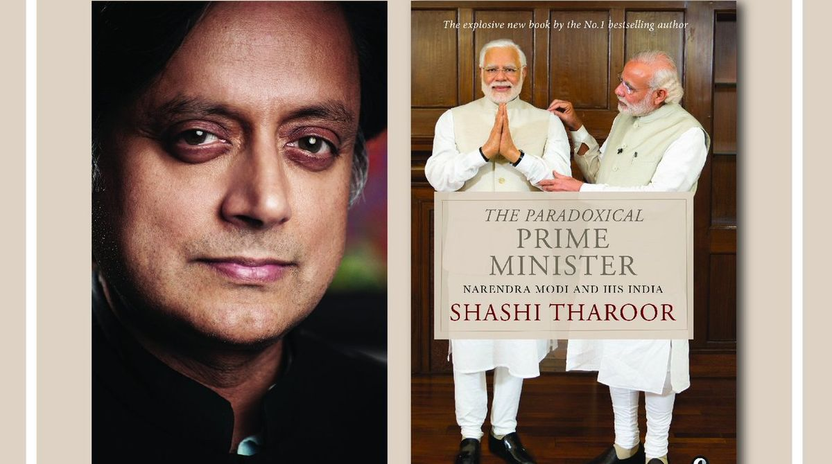 Shashi Tharoor S New Book On Paradoxical Modi Out This Month