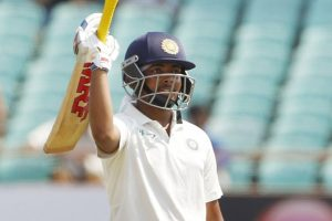 India vs West Indies | Watch: Prithvi Shaw becomes youngest Indian to score debut century